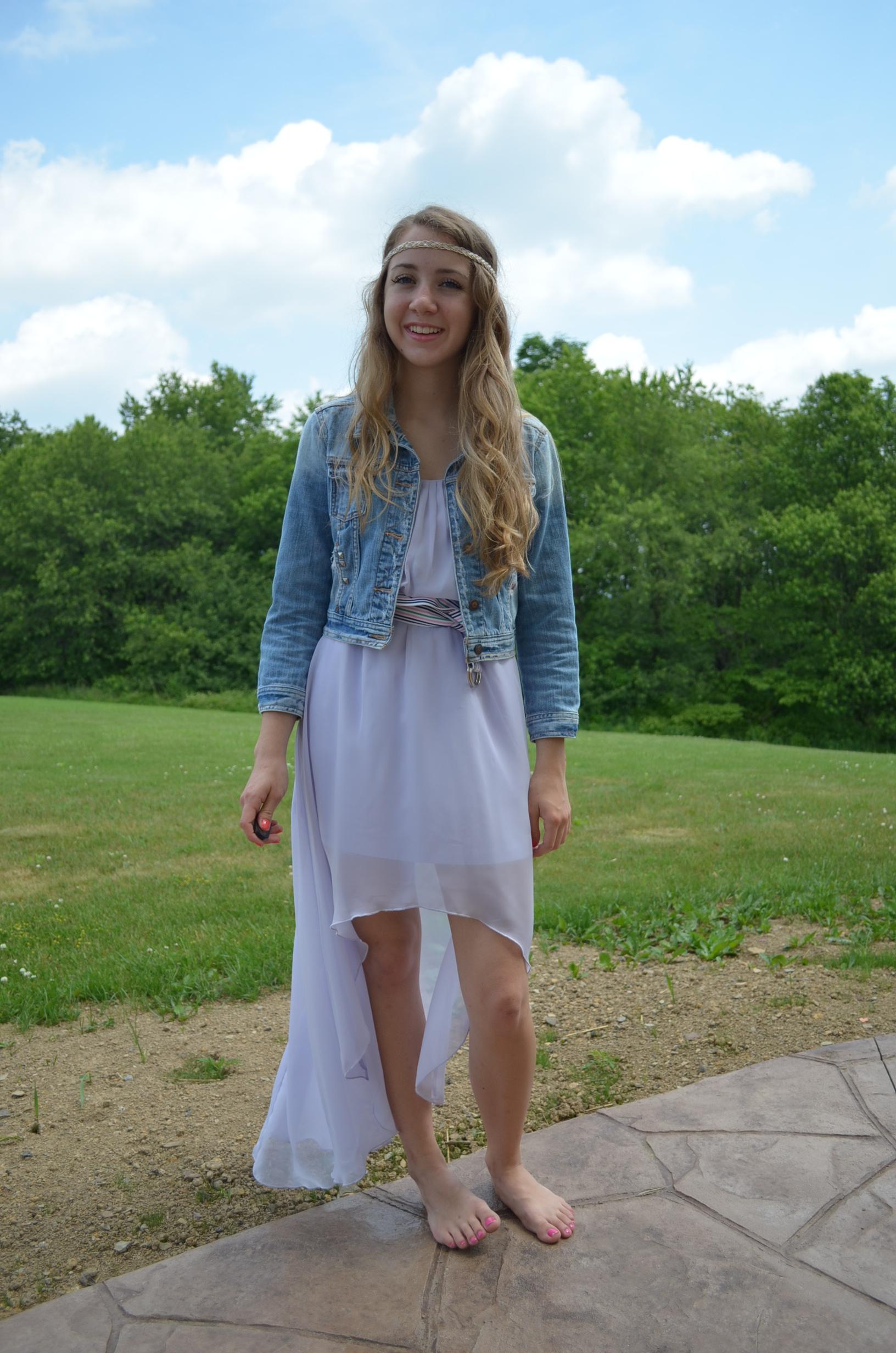 photo How to Dress Like a Hippie