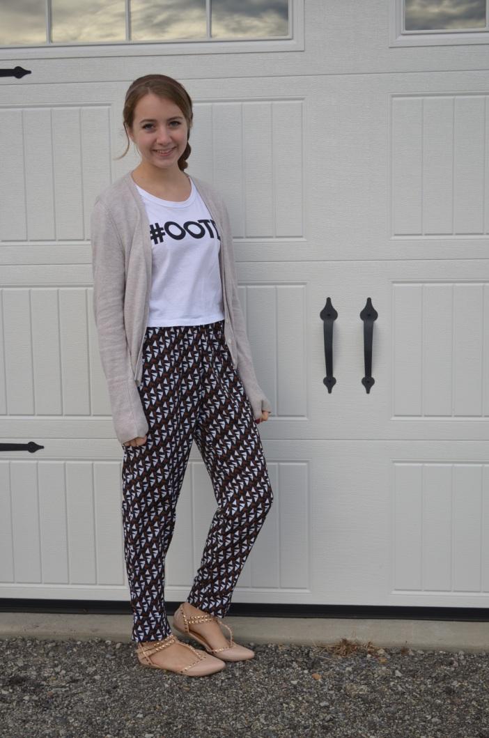 1 cozy outfit idea