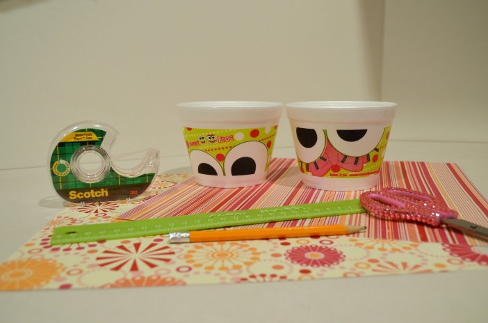 supplies brush holder