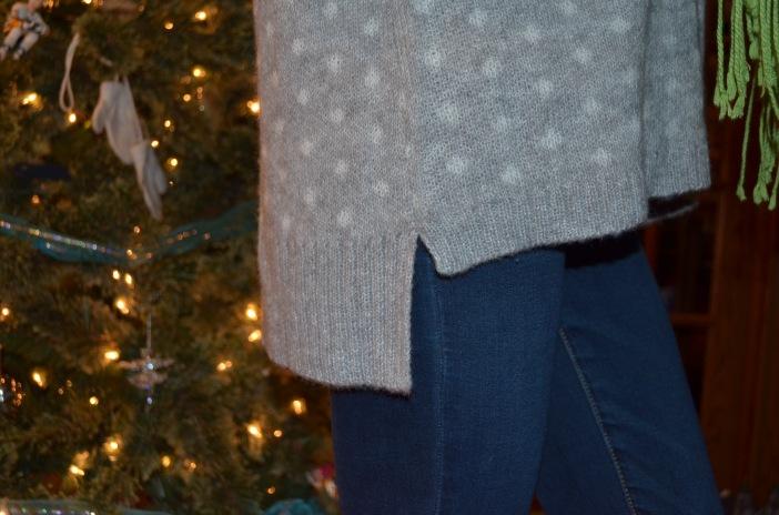 cut sweter