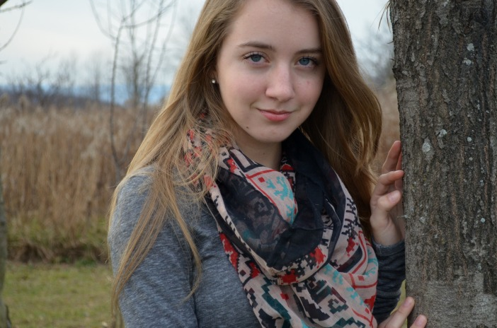 ootd scarf
