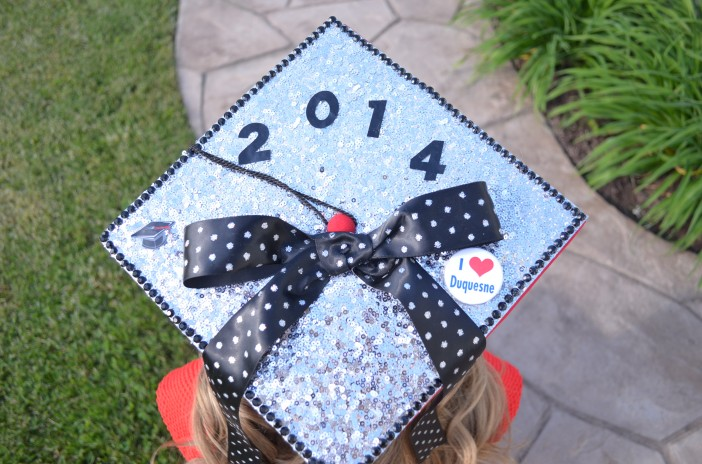 Sparkle  Graduation Cap
